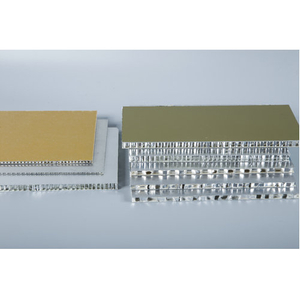 curtain wall honeycomb panel